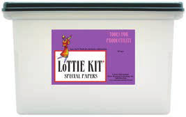 Lottie Kit - Special Papers