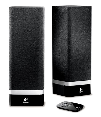 Logitech Z-5 USB Stereo Speakers for Mac and PC